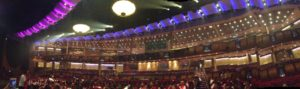 Panoramic view of the Theatre
