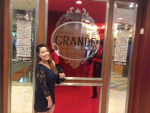 The Grande Fine Dining Restaurant